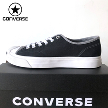 Original New Arrival Converse  Men's Skateboarding Shoes Canvas Sneakers