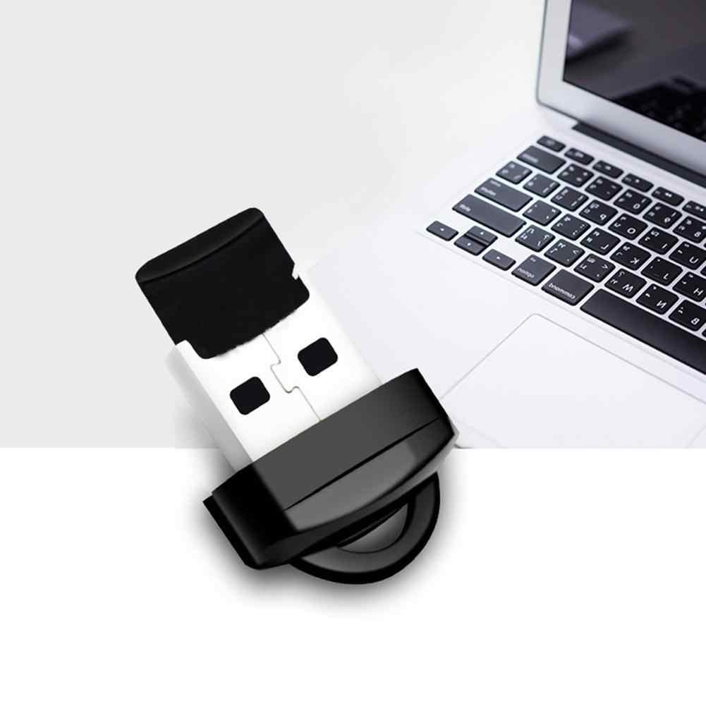 Lector de tarjetas Usb SD lector de tarjetas pequeñas USB 2,0 lector de tarjetas de memoria de alta velocidad para accesorios de portátiles