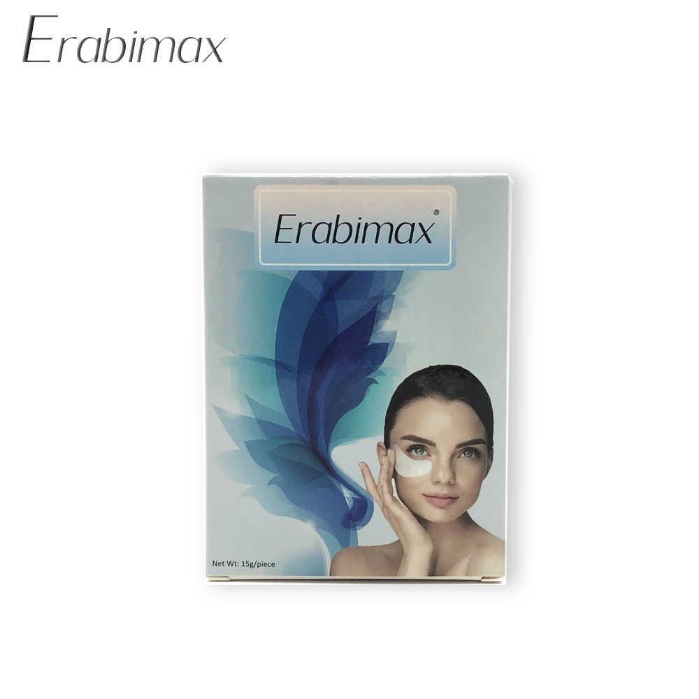 [Buy 2 Get 2 Free Box] Erabimax Pelembab Kolagen Mata Patch Masker Gel Masker Mata Terhadap Lingkaran Hitam kantung Mata Terhidrolisis