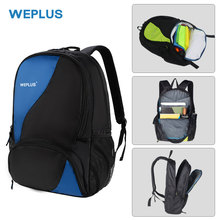 WEPLUS Men Gym Backpack Waterproof Sport Bagpack Dry and Wet Fitness Bags Women Male Casual Daypack for Swimming Travel