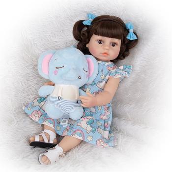 Кукла-младенец KEIUMI 22D116-C327-H37-S31-H162-T12 5