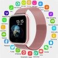 2019 N99 Смарт-часы с монитором сердечного ритма для женщин и мужчин фитнес-трекер спортивные IP68 Водонепроницаемые Смарт-часы для Android IOS apple OK P68