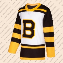 David Backes Patrice Bergeron Pastrnak Zdeno Chara Tuukka Rask Brad Marchand Hockey Boston 2019 Winter Classic Jerseys