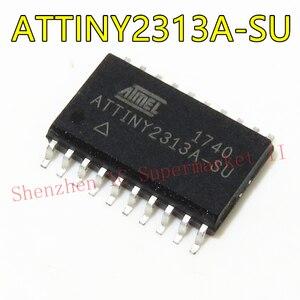 1 шт. /лот ATTINY2313A ATTINY2313A-SU лапками углублением SOP-20 в наличии 8-битный микроконтроллер с 2/4K байт в Системы программируемый флэш-памяти