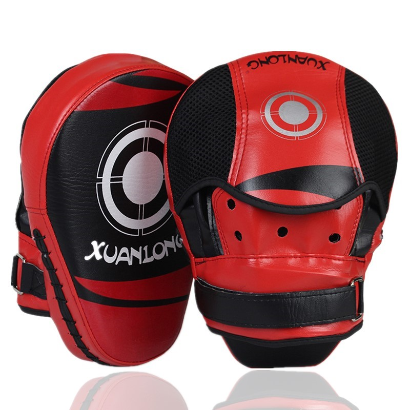 Thaismai Kick Boxing MMA Boxing Karate TKD Focus Mitts Punch Pads