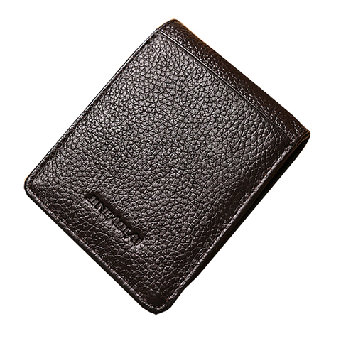 Mini Short Men Wallets Multifunction Ultra-Thin Card Holder Purse Leather Multi Coin Pockets Mens Wallets and Purses Carteiras Karachi