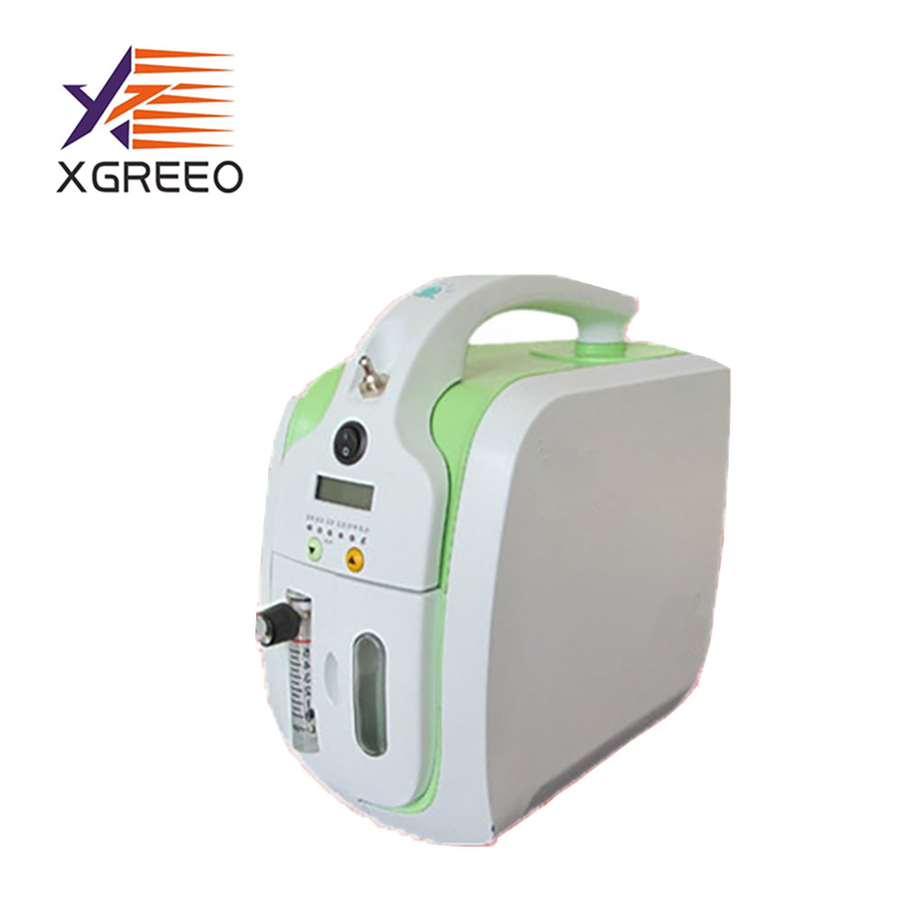 Portable Oxygen Concentrator  Home Use  Medical Molecualr Sieve Oxygen Generator