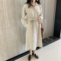 2019 Women's Coat Chiffon Dress Maternity Spring Autumn Lapel Long Shirt Skirt Women Waist Slimming Coat Pregnancy Clothes