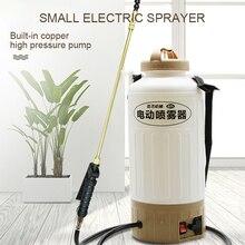 Маленький Электрический опрыскиватель, сельскохозяйственный, высокого давления, тип, зарядка, бутылка-спрей, автоматическая лейка, спрей, дезинфицирующий спрей