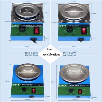 100W-300W pure titanium tin furnace stepless temperature regulation better regulation