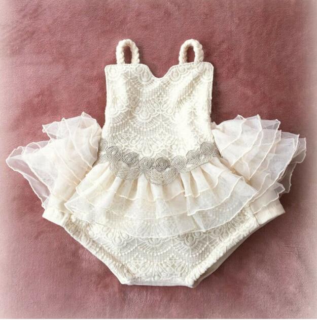 Conjunto de roupas para festa infantis, roupas de festa para bebês, recém-nascidos, macacão de renda, conjunto de roupas com tutu
