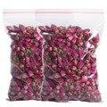 200 г ароматные Натуральные Сушеные бутоны красной розы, органические сушеные бутоны цветов, бесплатная доставка