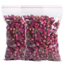 200g perfumado natural secas rosas vermelhas brotos orgânicos flores secas frete grátis