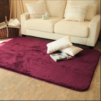 15 kolorów nowe popularne WOW dywaniki do domu maty do jogi salon sypialnia pluszowe dywaniki antypoślizgowy dywan (5 rozmiarów) w Dywan od Dom i ogród na