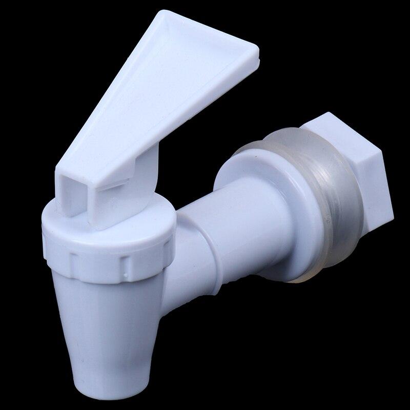 1pcs Hot Plastic Water Dispenser Tap Thread Dia Bottled Water Dispenser Spigot Faucet Bibcocks