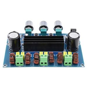 Image 5 - TPA3116 דיגיטלי מגבר כוח לוח 2.1 ערוץ סטריאו Class D מגברי קול Bluetooth 5.0 אודיו בס סאב מגבר