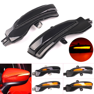 Image 1 - 2pcs Dynamic Turn Signal Rearview Mirror Indicator Blinker Repeater Light For Mazda CX 3 CX3 2016 2018 CX 4 CX 5 CX5 2016 2016.5