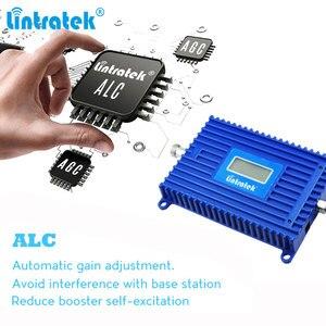 Image 2 - 4G LTE handy signal Repeater 2600MHz Signal Booster 70dBi Gain 2600 4G Lit Handy Signal verstärker mit lcd display