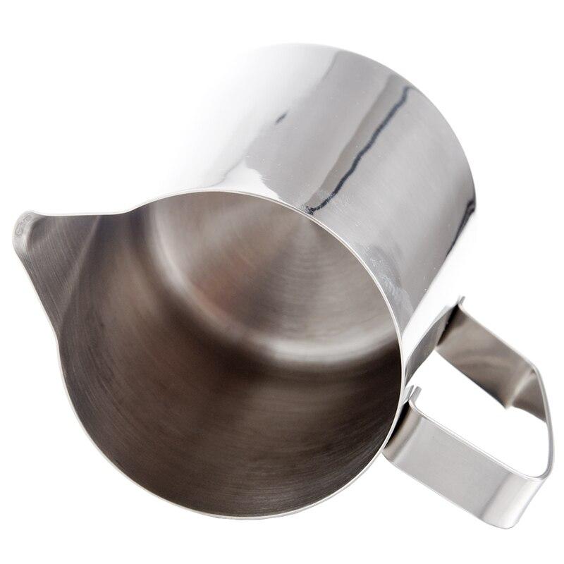 Кухня Ремесло Кофе Кружка Garland Латте Кувшин, нержавеющая сталь(350 мл