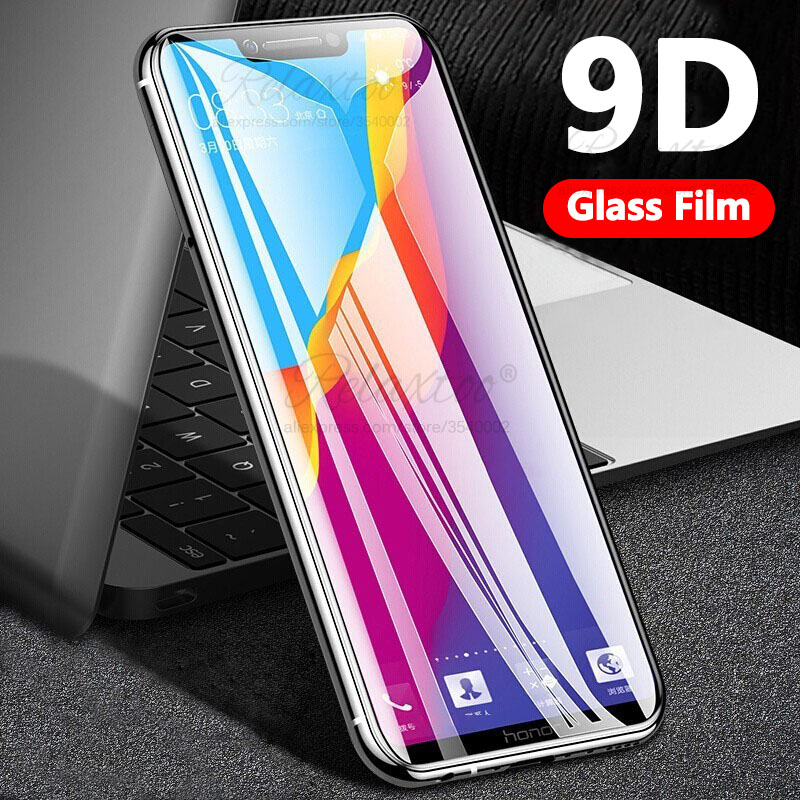 9D Protective Tempered Glass On The For Huawei Honor 7A Pro 7X 7C Honor7a Honor7c Hono 7 A C X A7 C7 Glass Screen Protector Film