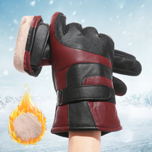 Gloves Touchscreen Cycling Motorcycle Warm Thicken Outdoor Winter Unisex Ski 1pair Hiking