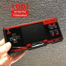 Game-Console Retro Handheld FC3000 Color-Game 8-Bit PXPX7 Children