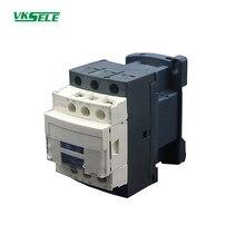 Minicontactor magnético, serie LC1D09 LC1D, 24V, 110V, 240V, 9A, CA