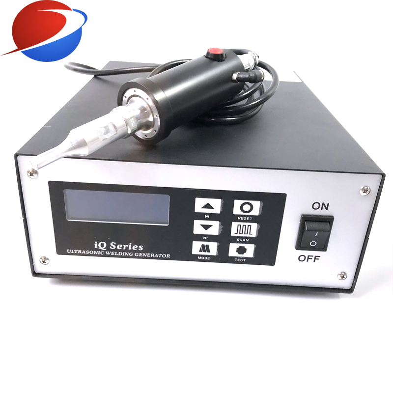 Ultrasonic Spot Welding Machine And Generator With Hand-held Design For Welding And Dots 1