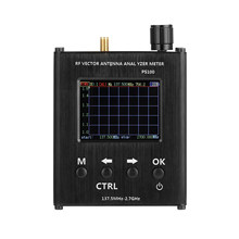 Analyzer PS100 Meter Antenna Tester RF Vector Impedance Analyzer Compatible with N1201S Antenna Analysis Measuring Instrument(China)