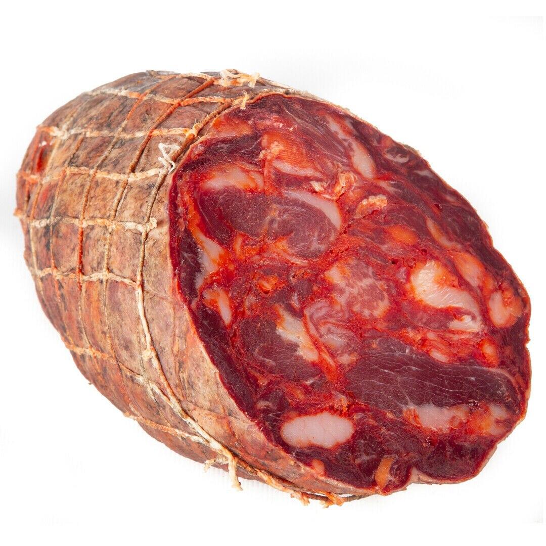 Morcón Ibérico de Bellota. Guijuelo. Entre 1-1,2 kg aprox. Iberian Ham.