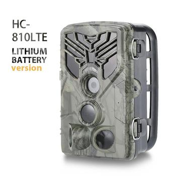 HC-810 3G 2G Hunting Trail Camera 20MP 1080P SMS/MMS/SMTP Photo Trap For Hunting 0.3s Trigger Forest Camera охота и снаряжение 2