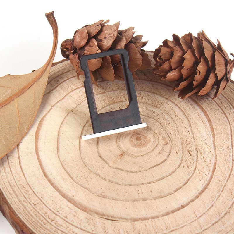 Ocolor pour Apple Iphone 5C SIM carte porte-plateau fente de remplacement de haute qualité pour Apple Iphone 5C téléphone SIM porte-carte adaptateur