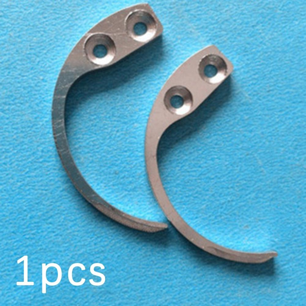 2pcs Hook Keys Security Tag Remover Detacher Alarm Key Hook Detacher EAS System Securtiy Key For Clothes Alarm Remover