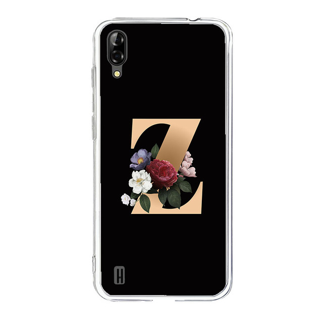 Phone Cases For Blackview A60 Pro Soft TPU Bags Mobile Phone Cover Cellphone Case Housing Shell Bag