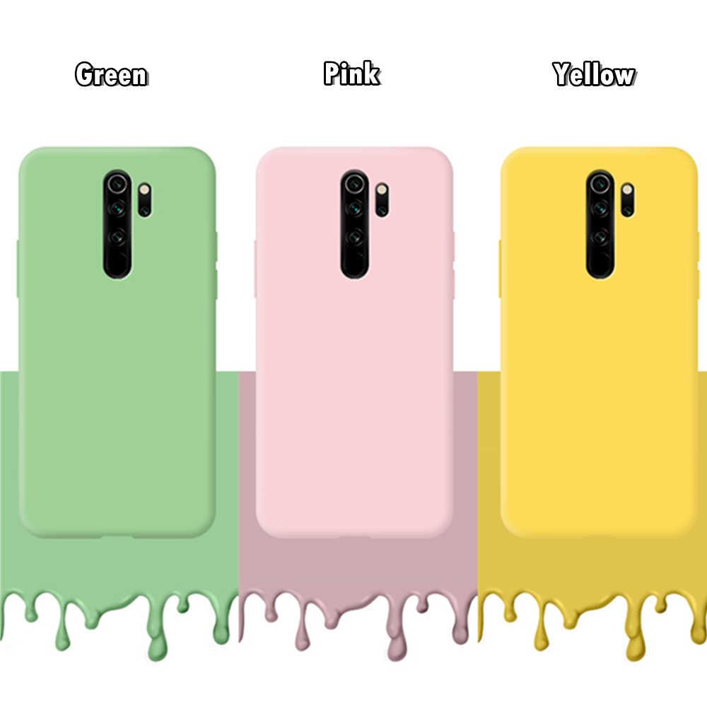 캔디 TPU 케이스 Xiaomi Redmi 참고 8 9 Pro 9A 7 8T 9C 9S 7A 8A 4X 6A 6 5 Plus 4A 5A 4 Mi 9T Pro 소프트 실리콘 케이스 커버 Funda