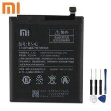 Xiao Mi Xiaomi BN41 Phone Battery For Xiao mi Redmi Note 4 Hongmi Note4 Redrice Note 4X High-end Redmi Note 4 Pro 4100mAh +Tool xiao mi xiaomi mi bm21 phone battery for xiao mi redmi note mi note note 5 7 redrice note bm21 2900mah original battery tool