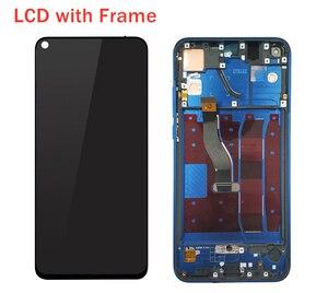 Image 3 - Original Huawei Honor View 20 Pantalla LCD pantalla táctil digitalizador Asamblea Honor V20 pantalla LCD 10 Touch piezas de reparación