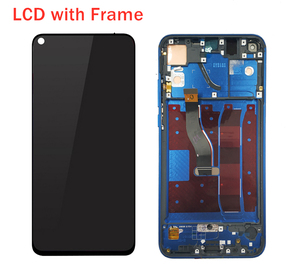 Image 3 - for Huawei Honor View 20/ Honor V20 LCD Display with Frame Screen Touch Digitizer Assembly LCD Display 10 Touch Repair Parts