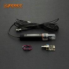 DFRobot Gravity analogowy czujnik pH Pro profesjonalny zestaw do akwakultury jakości wody Arduino