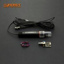 DFRobot di Gravità Analogico Sensore di pH Meter Pro Professionale per il kit di Arduino di Qualità Dellacqua di Sorveglianza di Acquacoltura