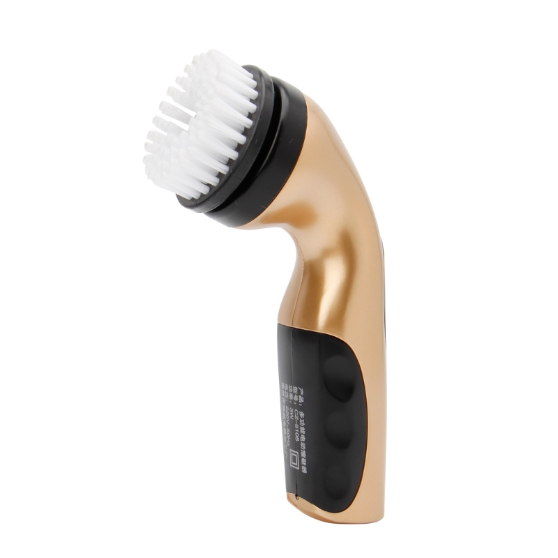 Portable Handheld Rechargeable Automatic Electric Shoe Brush Shine Polisher in Brush from Tools