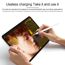 Stylus pen Drawing Capacitive Smart Screen Touch Pen Tablet Accessories For Samsung Galaxy Tab S6 Lite 10.4 SM-P610 P615 SM-T860