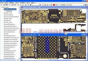 Image 5 - Online ZXW Team V3.3 ZXWTEAM Software ZXWSoft Digital Authorization Code Zillion x Work Circuit Diagram for Phone Android Phones