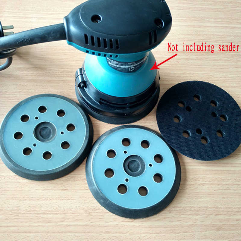 LXT Base pour 125 mm Makita Sanders BO5041 BO5031 M9204 DBO180Z BO5030 BO5040 plus