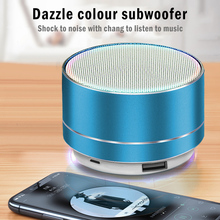 A10 Mini Wireless Bluetooth Speaker Hands Free Waterproof Support Memory Card Portable Speakers Subwoofer Stereo Speaker wireless bluetooth speaker sc208 computer mini dual speaker portable small stereo car subwoofer support tf card usb disk