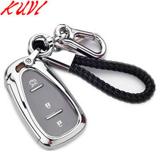 TPU Car Key Covers Case Fob Shell For chevrolet for cruze spark camaro Volt Bolt Trax Malibu styling Accessorie 2016-2018 nan zi han leather car key fob cover case for chevrolet chevy 2016 2017 malibu 2018 cruze camaro key chain holder accessories