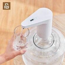 Youpin xiaolang tds automático mini interruptor de toque da bomba água dispensador elétrico recarregável sem fio bomba água para cozinha u
