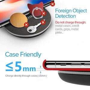 Image 4 - Bezprzewodowa ładowarka GETIHU 10W Qi szybka bezprzewodowa ładowarka do Samsung S11 S10 uwaga 10 9 8 dla iPhone 11 Pro X Xs Max Xr 8 Plus