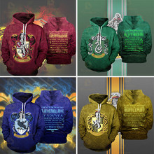 100 - 160cm Kids Wizardry Uniform Cosplay Outfits Hoodies Magic Clothes Cosplay Costumes