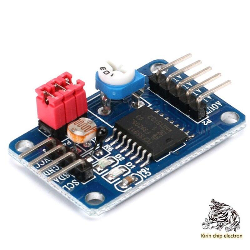 5PCS/LOT PCF8591 Module AD/DA Conversion Module Module/Digital Module Core Set